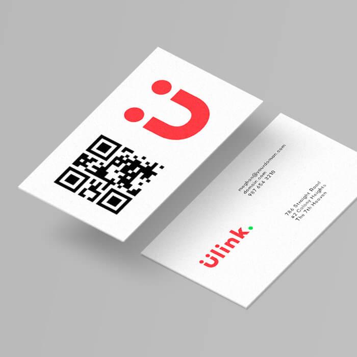 QR Code nos seus materiais impressos